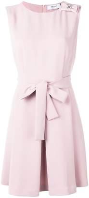 Blugirl belted mini dress