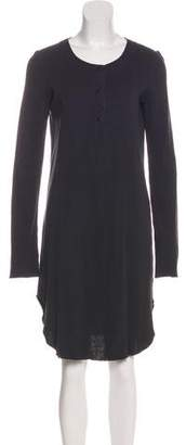 Raquel Allegra Rib Knit Dress