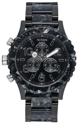 Nixon Women's 42-20 Chrono Watch, 42mm