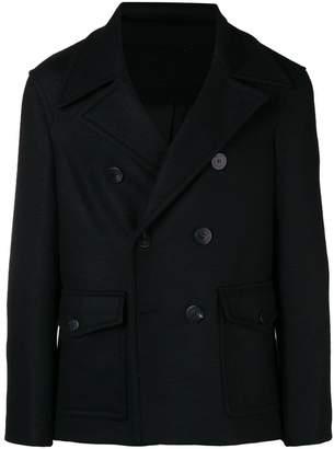 Neil Barrett short double-breasted jacket