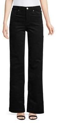 7 For All Mankind Alexa Wide Leg Corduroy Pants