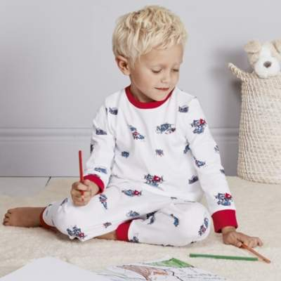Grand Prix Pyjamas (1-12yrs)