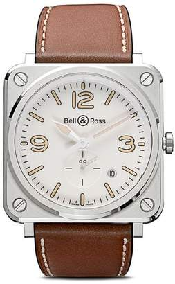 Bell & Ross BR S Steel Heritage W 39mm