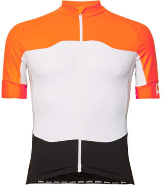 POC Avip Ceramic Colour-Block Cycling Jersey