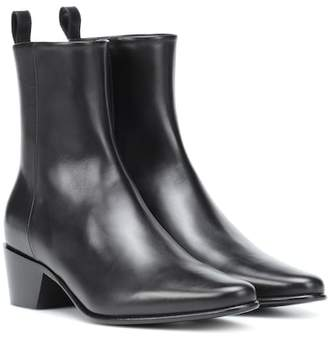 Pierre Hardy Reno leather ankle boots