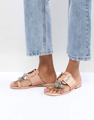 Free People Maui Sandal With Rope Tie