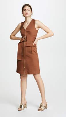 Diane von Furstenberg Zip Front Dress