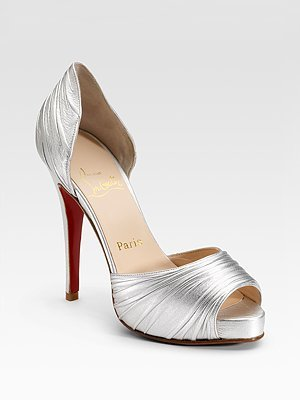 Christian Louboutin d'Orsay Pumps