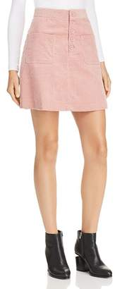 Lost and Wander Lost + Wander Alicia Corduroy Mini Skirt