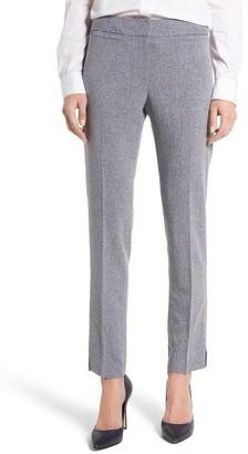 Petite Women's Halogen Graphite Stretch Suit Pants $89 thestylecure.com