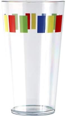 Corelle Coordinates Memphis - 19oz Acrylic Iced-tea Glass Set of 6