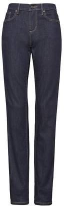 Banana Republic Slim-Straight Sculpt Medium Wash Jean