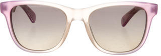 Paul Smith Square Polarized Sunglasses $65 thestylecure.com
