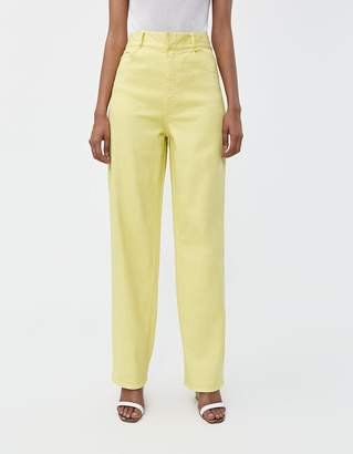 Tibi Spring Weight Denim Carpenter Jean