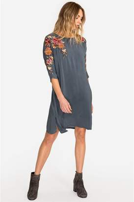 Johnny Was Sterling Keyhole Shift Tunic