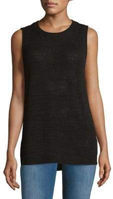 Lord & Taylor Knit Sleeveless Top