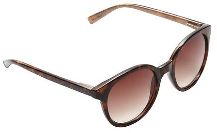 LOFT Astor Round Sunglasses