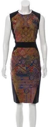 Etro Printed Shift Dress