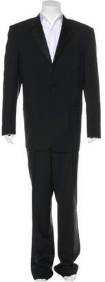 Gianfranco Ferre Virgin Wool Tuxedo