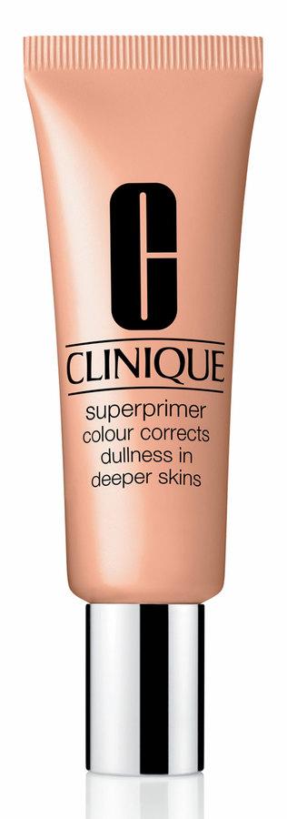Clinique Superprimer Color Corrects Dullness in Deeper Skins