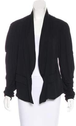 Elizabeth and James Open Front Knit Cardigan