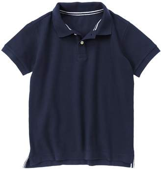 Crazy 8 Crazy8 Uniform Pique Polo Shirt