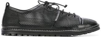 Marsèll perforated lace-up sneakers