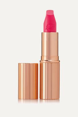 Charlotte Tilbury - Hot Lips Lipstick - Electric Poppy $34 thestylecure.com