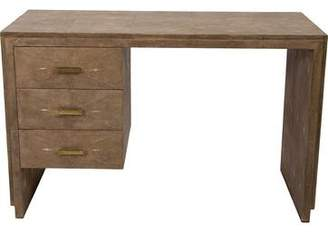 R & Y Augousti R&Y Augousti Shagreen Desk