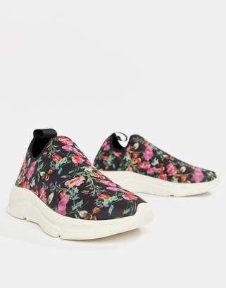 Asos DESIGN Deluxe Neoprene Sock Sneakers