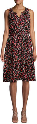 Kate Spade Floral A-Line Dress