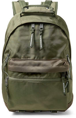 Indispensable - Fusion Canvas Backpack - Men - Army green