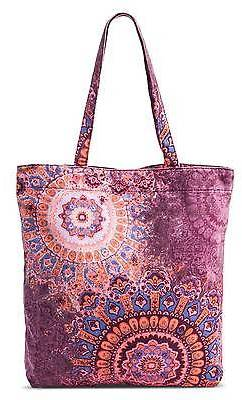 Mossimo Supply Co. Women's Printed Value Tote Handbag Pink - Mossimo Supply Co $14.99 thestylecure.com