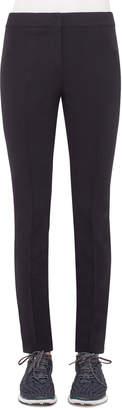 Akris Punto Franca Mid-Rise Cropped Pants