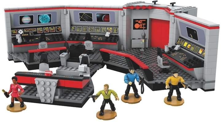 Mega bloks Star Trek U.S.S. Enterprise Bridge Collector Construction Set by Mega Bloks