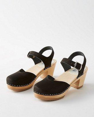 Maguba Women Swedish Clog Sandals $150 thestylecure.com