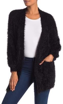 Melrose and Market Eyelash Knit Cardigan (Regular & Petite)