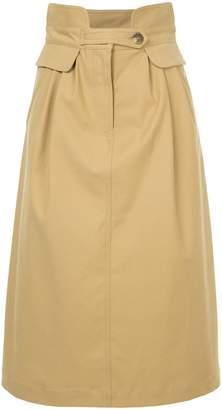 Sea high waist skirt