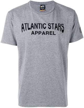 Atlantic Stars logo print T-shirt