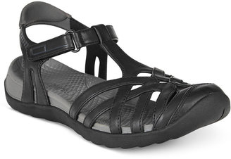 Bare Traps Feena Flat Sandals $59 thestylecure.com