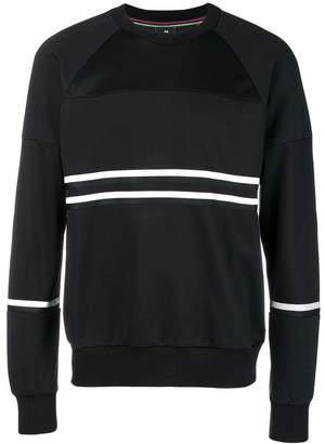 Paul Smith striped jersey sweater