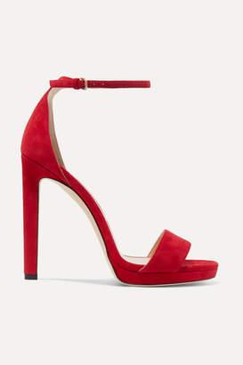 27795627fcc Jimmy Choo Platform Sandals For Women - ShopStyle UK