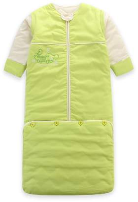 Lee and Town LAT Baby Winter Sleeping Bag, Warm 110cm Longer Thicker Sleeper Sleepsack Swaddle Sleepwear for 0-5 Years Old Unisex Toddler Boys Girls