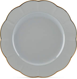 Lenox Marchesa by Ironstone Shades of Grey Dinner Plate