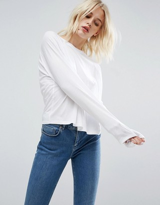 ASOS T-Shirt in Boxy Fit $18.50 thestylecure.com