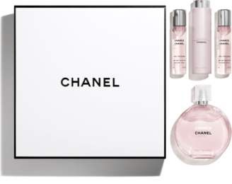 Chanel CHANCE EAU TENDRE Travel Spray Set