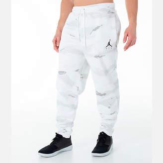 Nike Men's Jordan Sportswear Jumpman Camo Jogger Pants