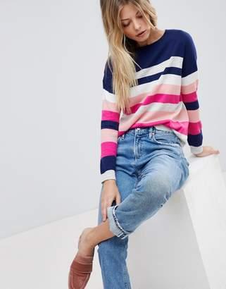 Oasis Color Block Sweater