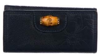 Gucci Vintage Bamboo Key Holder