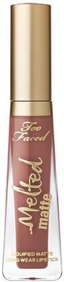 Too Faced Melted Matte Liquefied Matte Lipstick, 0.4 oz